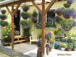 say something about this beautiful home my garden of flowers