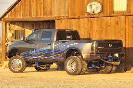 Dodge 3500 Truck Colors - this 2014 ram 3500 dually is a barn burner