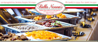 catering menu u2013 bella nonna u0027s