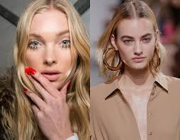 nyfw main hair trends 2017 fall season hairdrome com