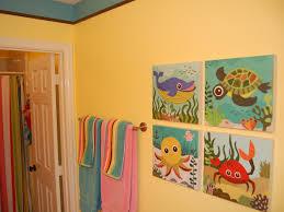 accessories idea for diy kids bathroom