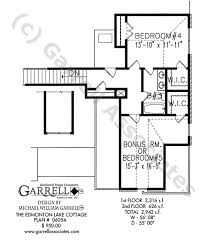 5 Bedroom Cottage House Plans Edmonton Lake Cottage House Plan House Plans By Garrell