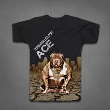 american pitbull terrier t shirts xxl biggest best extreme pitbulls american bully breeder kennel