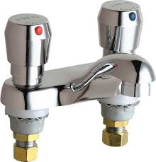 Zurn Sensor Faucet Aerator by 802 Ve2805 665abcp Manual Faucets Chicago Faucets