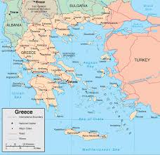 volos map greece map and greece satellite images