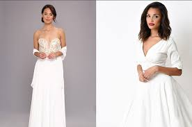 wedding dress quiz buzzfeed 27 wedding dresses you didn t you could get at zappos