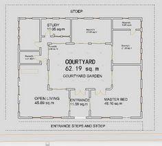 courtyard home house plans with atrium in center webbkyrkan webbkyrkan