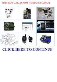 prestige car alarm wiring diagram prestige car alarm wiring