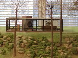 Philip Johnson Glass House Floor Plan by Glass House Stuartshieldgardendesign