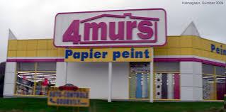 4 murs papier peint chambre les magasins 4murs en
