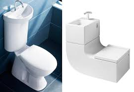 caroma profile smart 305 dual flush toilet with sink combat drought sinks toilets kimball starr interior design