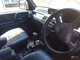 mitsubishi pajero 1998 crossover 2 5l diesel automatic cyprus