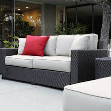 Ikea Outdoor Cushions by Furniture 3 Piece Outdoor Couch Cushions In White For Outdoor