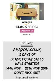 what is amazon black friday sale amazon black friday sale is already here don u0027t miss 12 days of deals