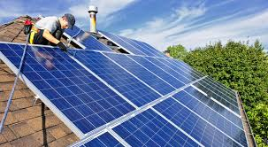 what is the process of installing solar panels on your roof