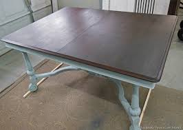 Refinishing Wood Dining Table Best Home Décor With Refinishing Dining Table Oaksenham
