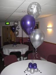 balloon centerpiece ideas 3 balloon table decorations