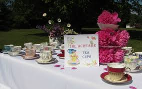 tea party bridal shower favors 20 vintage tea cups and saucers for tea party wedding baby