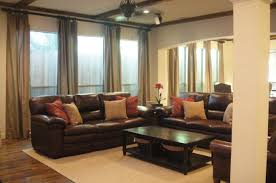 sofa awesome brown sofa living room charming living room design