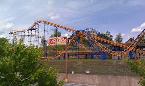 New York Six Flags Great Adventure The Great Escape An History Of Preservation U2013 Parkvault