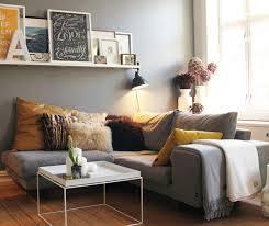 ambiance canape deco salon avec canape gris ambiance chaleureuse 5