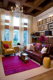 Colorful Chairs For Living Room Design Ideas 43 Cozy And Warm Color Schemes For Your Living Room Sitting
