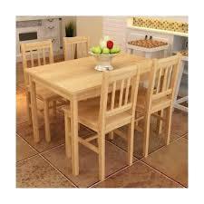 table de cuisine ancienne en bois table bois cuisine luxe table de cuisine moderne 4pcs chaises salle