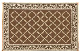 Outdoor Rugs For Horses Reversible Mat Brown Beige Patio Mat Item No 119127