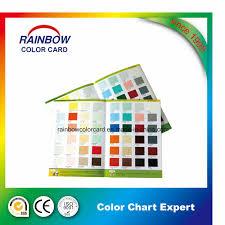 three folds rainbow putian colour card co ltd page 1