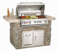 portable outdoor kitchen island matchless portable outdoor kitchen island with small gas barbecue