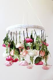 Chandelier Making Supplies Best 25 Flower Chandelier Ideas On Pinterest Flower Mobile