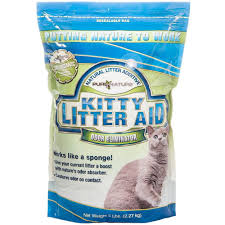 pure nature pets 5 lb zeolite all natural cat litter additive