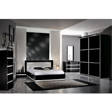 chambre adulte cdiscount odi chambre adulte complète 160x200 achat vente chambre complète