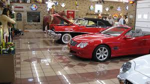 Awesome Car Garages A Gear Head U0027s Awesome Private Garage Full Of Bad Rides