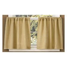 Green Burlap Curtains Burlap Curtains Ebay