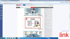 cesab forklift spare parts catalog cd youtube