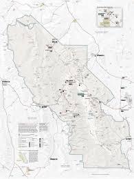 Death Valley Map Alejandro Borgese