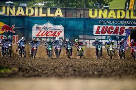 lucas oil pro motocross schedule 2017 lucas oil pro motocross chionship schedule