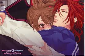 yusuke brothers conflict brothers conflict image 1571180 zerochan anime image board