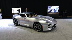 Dodge Viper V12 - vlf force 1 is a dodge viper with fisker styling
