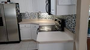 Blog DIY And Save With Smart Tiles Peel And Stick Backsplash - Backsplash peel and stick