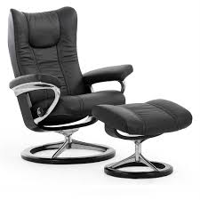 Recliner Chair With Ottoman Stressless Recliners U0026 Chairs Sales U0026 Specials Shop Now