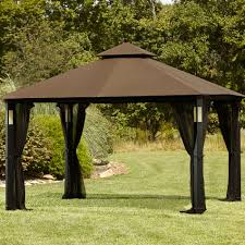Patio Gazebos For Sale by Triyae Com U003d Backyard Gazebo Canopy Various Design Inspiration