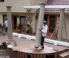 Build A Pergola On A Deck by Framing A Pergola Professional Deck Builder Outdoor Rooms