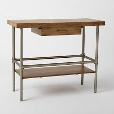 industrial style kitchen island rustic industrial kitchen island elm