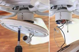replace ceiling fan with light install ceiling fan without light kit hbm blog