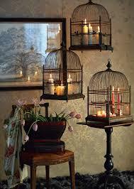 Home Interior Bird Cage Decorative Bird Cages In The Interior Decor Ideas