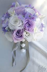 purple and white decoration for wedding best purple silver wedding