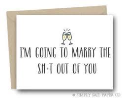 Funny Wedding Wishes Cards Wedding Greeting Cards Etsy