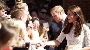 remember when the royals visited the royal the land
